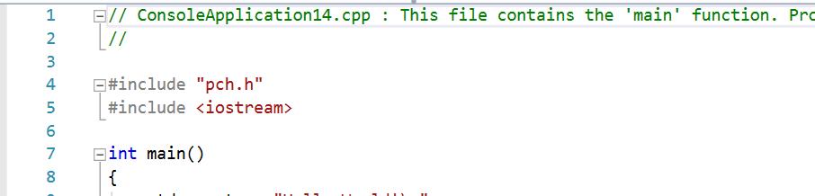Không đổi tên pch h về thành stdafx h được - randomq - Dạy Nhau Học